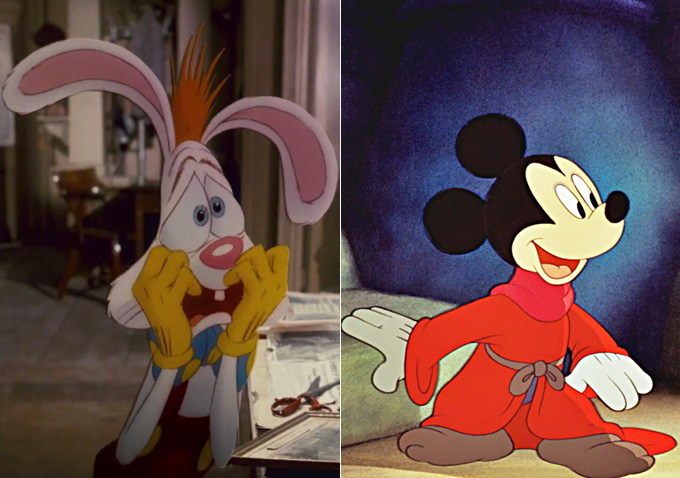 was very very loosely adapted into the hit 1988 movie who framed roger rabbit - Who Framed Roger Rabbit Movie