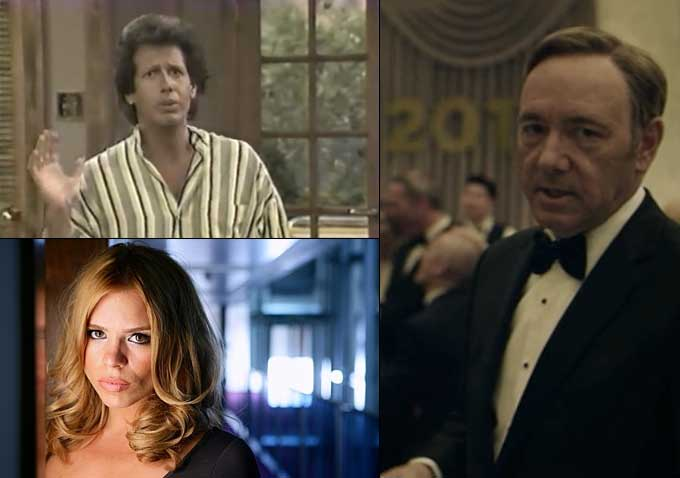 30 Rock Camera : Before house of cards: 10 tv characters fond of breaking the