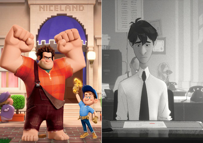 Disney Dominates At 40th Annual Annie Awards, Winning Big With 'Wreck-It Ralph' And 'Paperman'