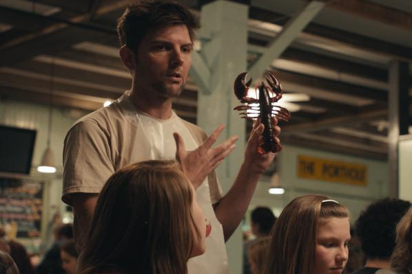 Watch: Robin Tunney and Adam Scott Attempt to Relive Past