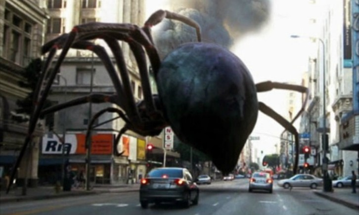 SXSW Watch: 'Big Ass Spider!' No, Seriously: 'Big Ass Spider ...