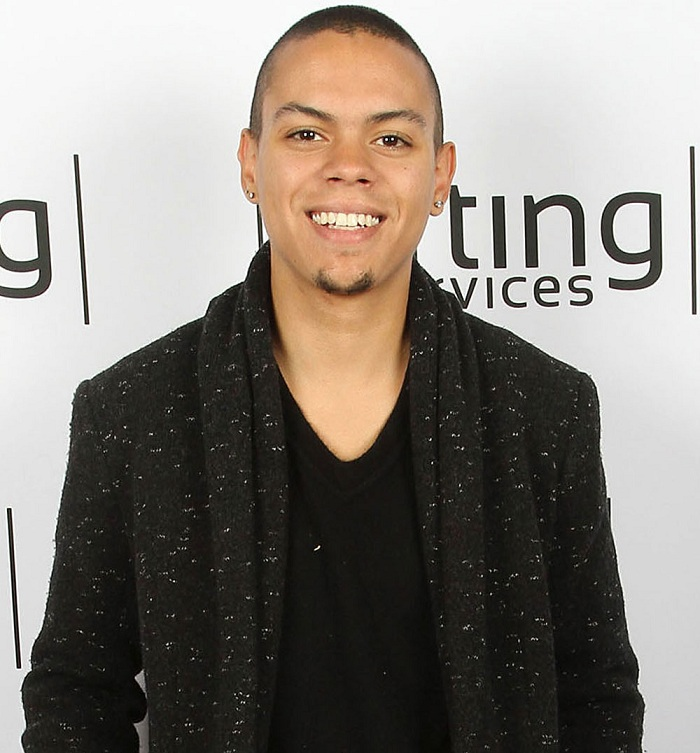 evan ross father