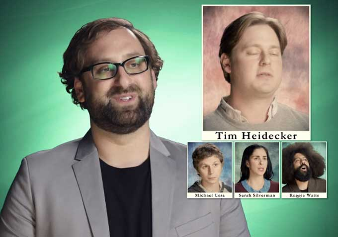 tim and eric dating petite feet