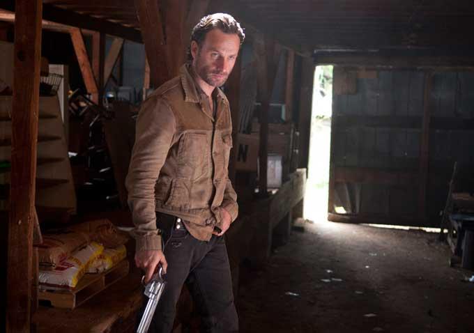 Exclusive: Sneak Peek Photos From 'Arrow on the Doorpost