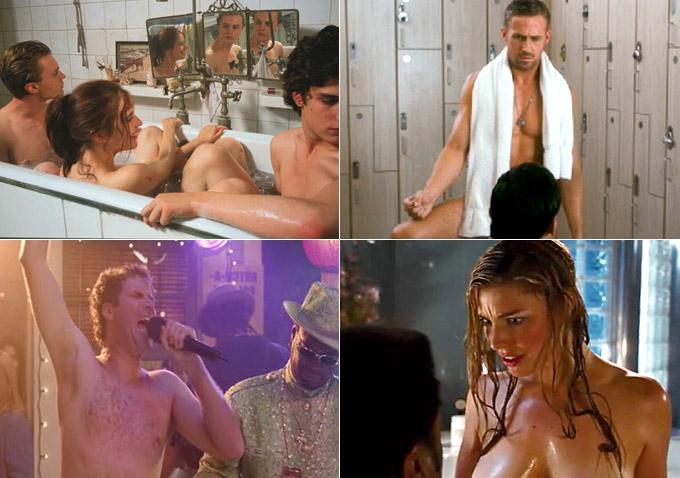 Vhs movie nude scene