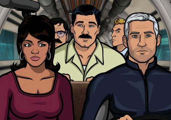How 'Archer' Has Managed to Grow Without Needing to Grow Up