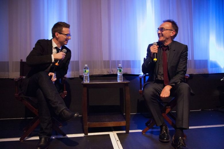 Danny Boyle Reflects on Shooting Amidst Real Dead Bodies on 'Shallow Grave' and Talks Budgeting at Academy Event