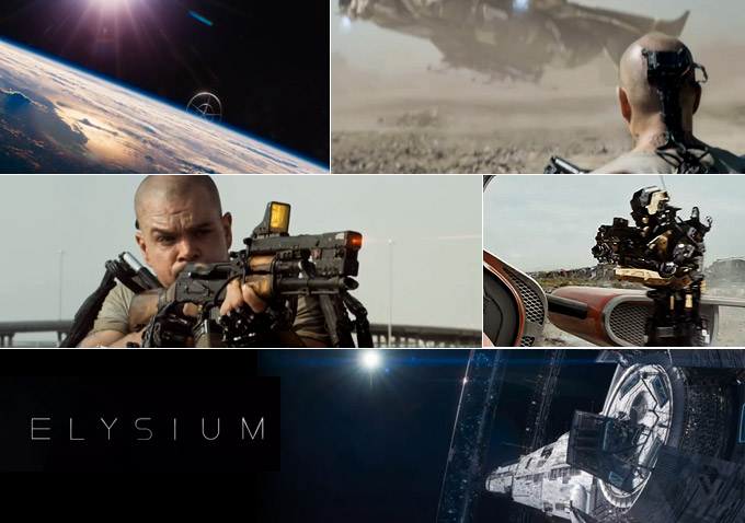 'Elysium': 5 Key Moments In The New Trailer | IndieWire