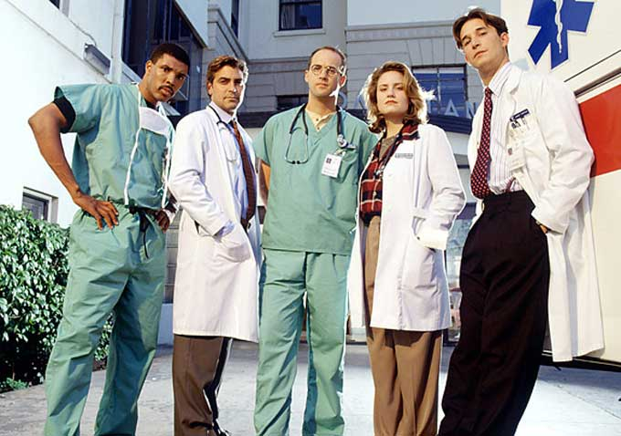 20 Years of TV: How \'ER\' Was the Last Great Drama in Which the Show ...