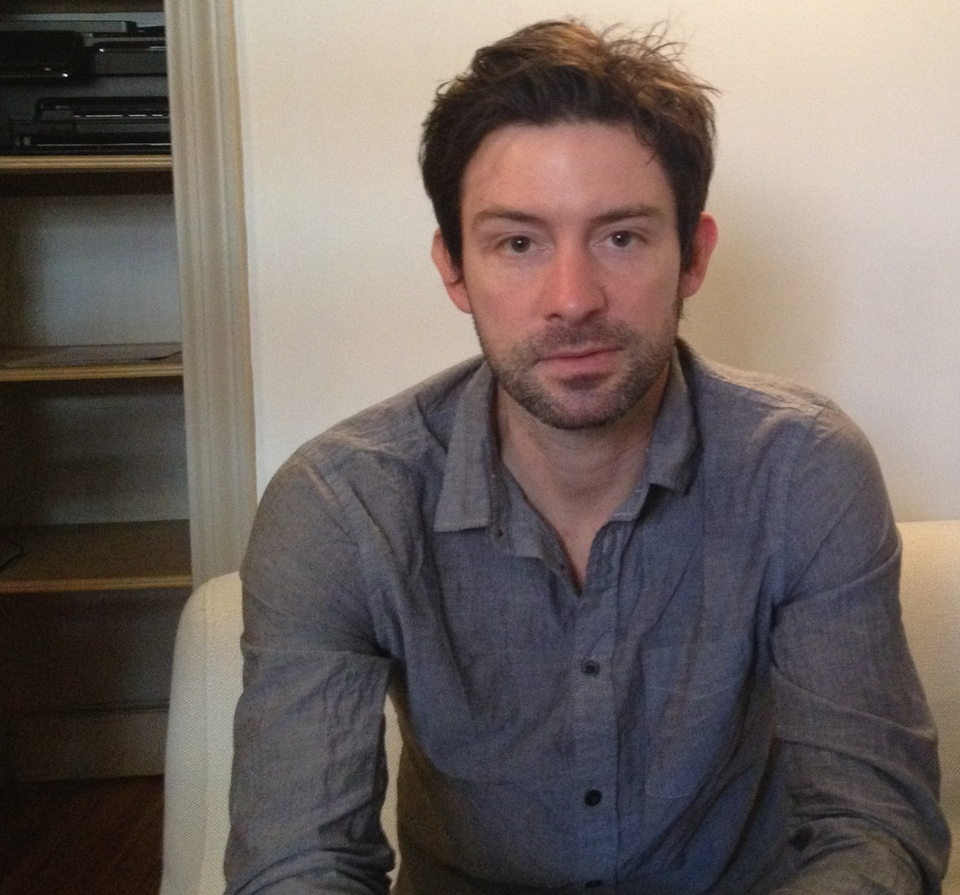 Shane Carruth Explains Why Upstream Color Isnt So Difficult To - Shane hairstyle color