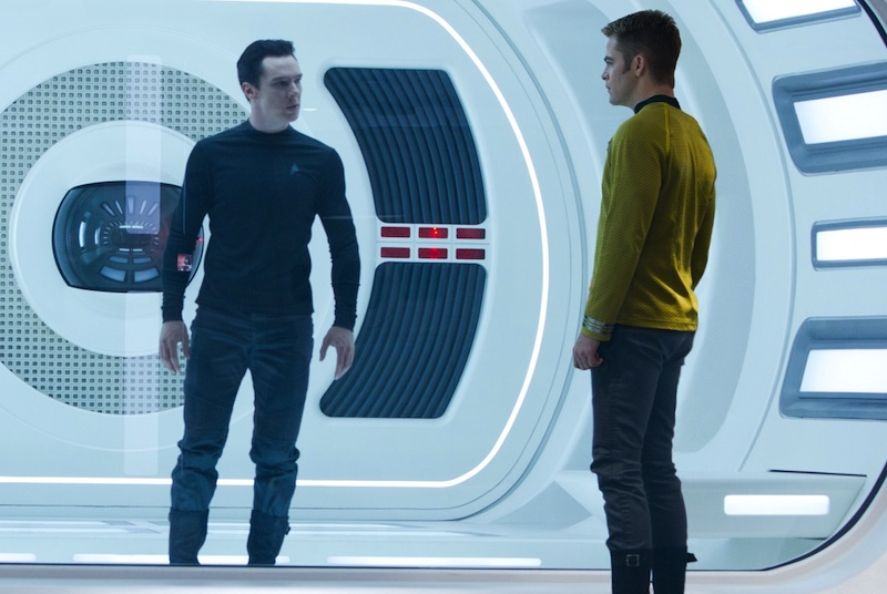 The First Reviews of 'Star Trek Into Darkness' Are Out