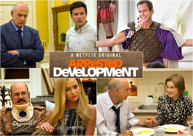 12 Observations On What Worked & What Didn't In The New Netflix Season Of 'Arrested Development'