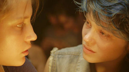 Cannes: Lesbian Coming-of-Age Epic 'Blue Is the Warmest Color' Offers Honest, Sexually Frank Insights