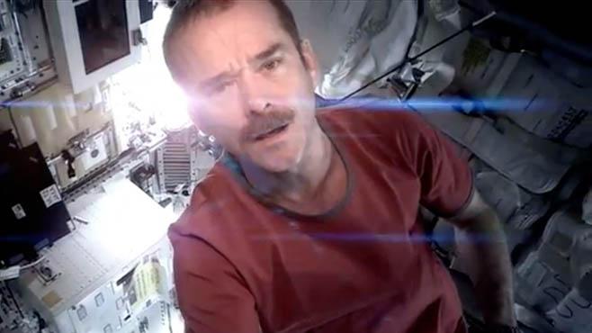chris hadfield s viral space oddity music video nears 7