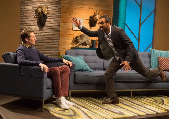 IFC Sets a Date for 'Comedy Bang! Bang!' Season Two, With Guests Including Jessica Alba, Aziz Ansari and David Cross