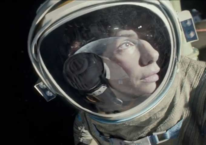 Trailer of the Week: Sandra Bullock is Flung Into Space in
