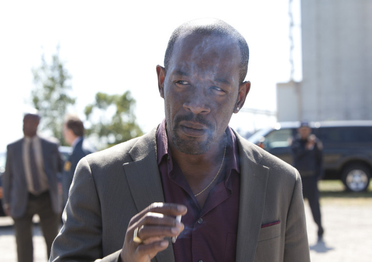 Lennie James Talks Character, Story In Ernest Dickerson ...