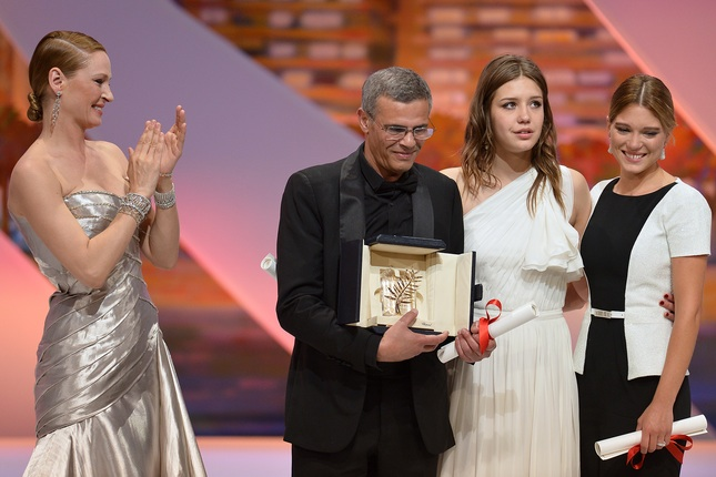 'Blue is the Warmest Color' Wins the Palme d'Or at the 2013 Cannes Film Festival; Berenice Bejo and Bruce Dern Win Acting Honors