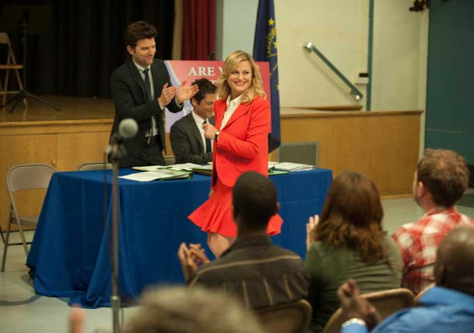 The Best Moments of 'Parks & Rec' Season Five, By Character