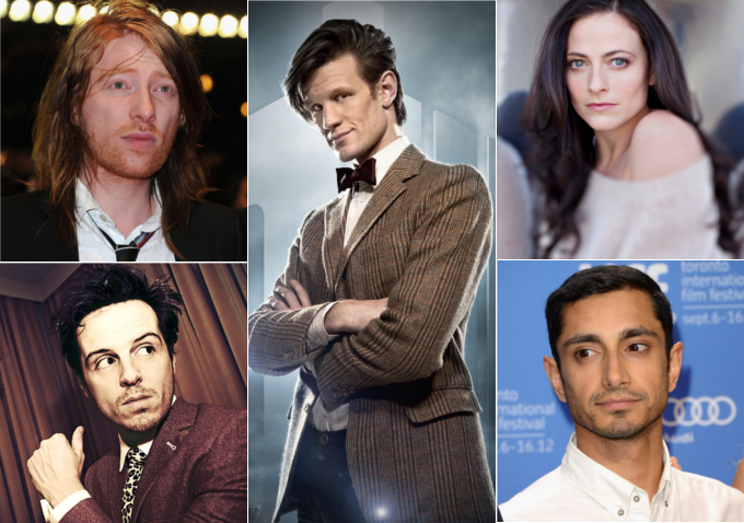 10 Actors Who Could Replace Matt Smith On 'Doctor Who'