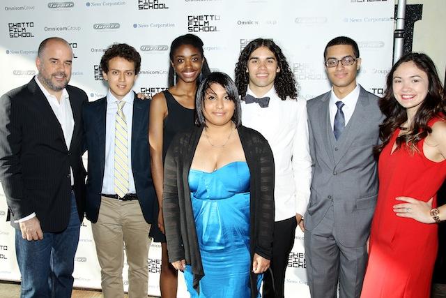 Lee Daniels Julia Stiles Help Honor Ghetto Film School