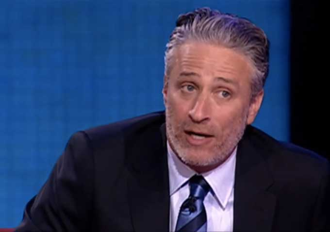 Watch: Jon Stewart Appears on Bassem Youssef's 'The Program,' Egypt's Equivalent to 'The Daily Show'