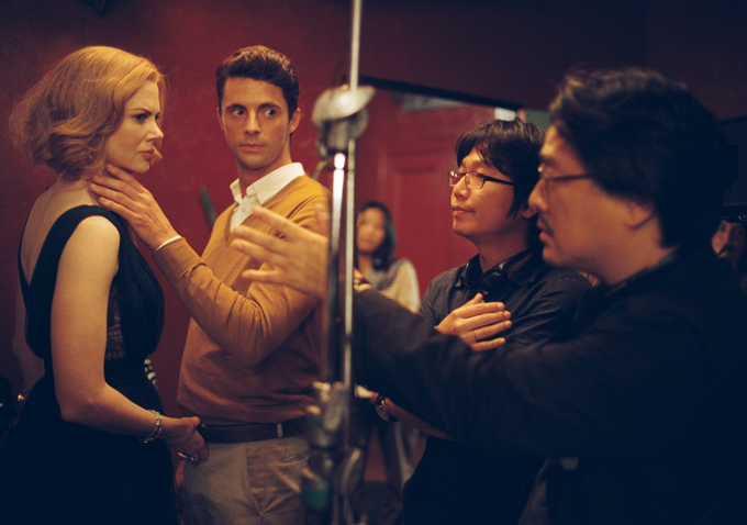 Exclusive: Watch Nicole Kidman Discuss Working With Park Chan-wook in  'Stoker' DVD Extra | IndieWire