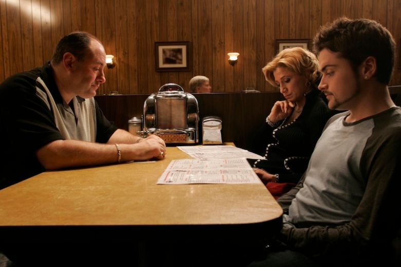 The Sopranos intro