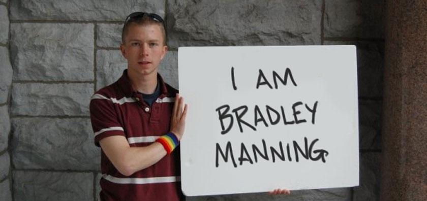 Watch: 'I Am Bradley Manning' Say Oliver Stone, Daniel Ellsberg, Angela Davis, Moby, Maggie Gyllenhaal and More