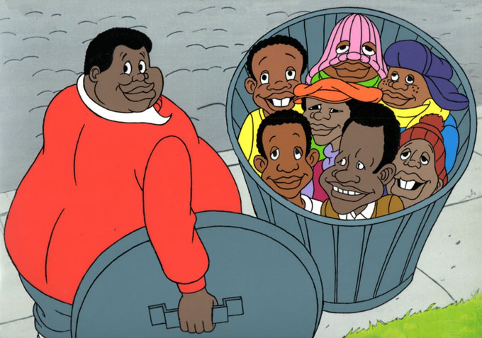 """DVD REVIEW: """"Fat Albert and The Cosby Kids"""" 