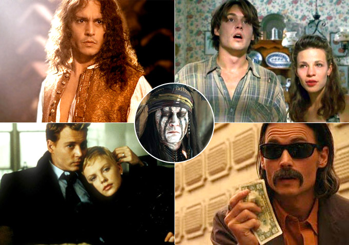 2aee029c The Underseen & Undercelebrated Roles Of Johnny Depp's Career | IndieWire