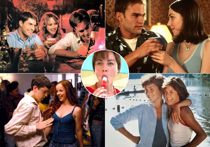 Explicit sex scenes of adventure film