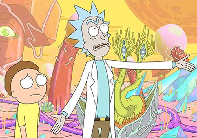 """Rick and Morty"""