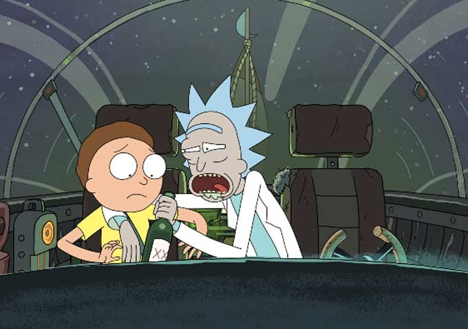 Rick And Morty Fans Season 3 Is Now Streaming On Adult Swim Indiewire