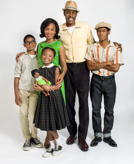 Trailer & Poster For 'The Watsons Go To Birmingham' (Anika Noni ...