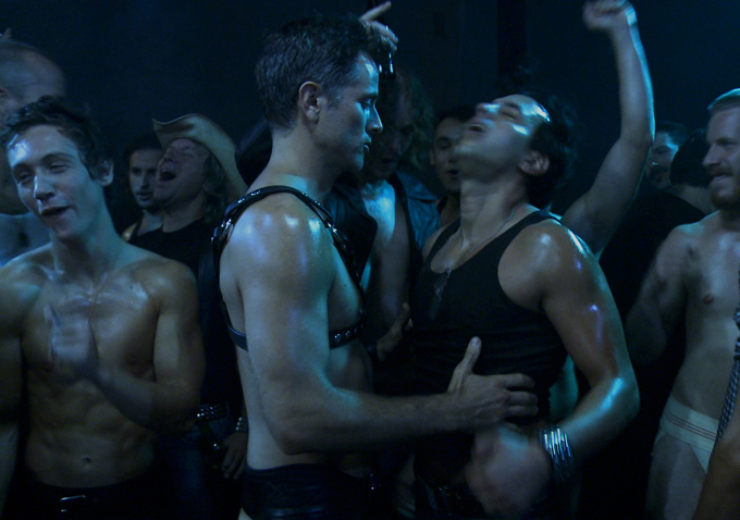 Strand Releasing Nabs James Franco and Travis Mathews' Sexy Gay Pic 'Interior. Leather Bar.'