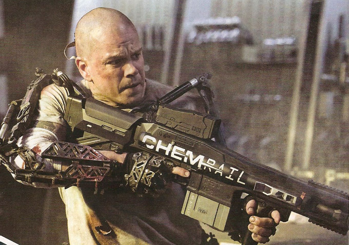 How 'Elysium' Critiques Every Other Blockbuster Released This Summer