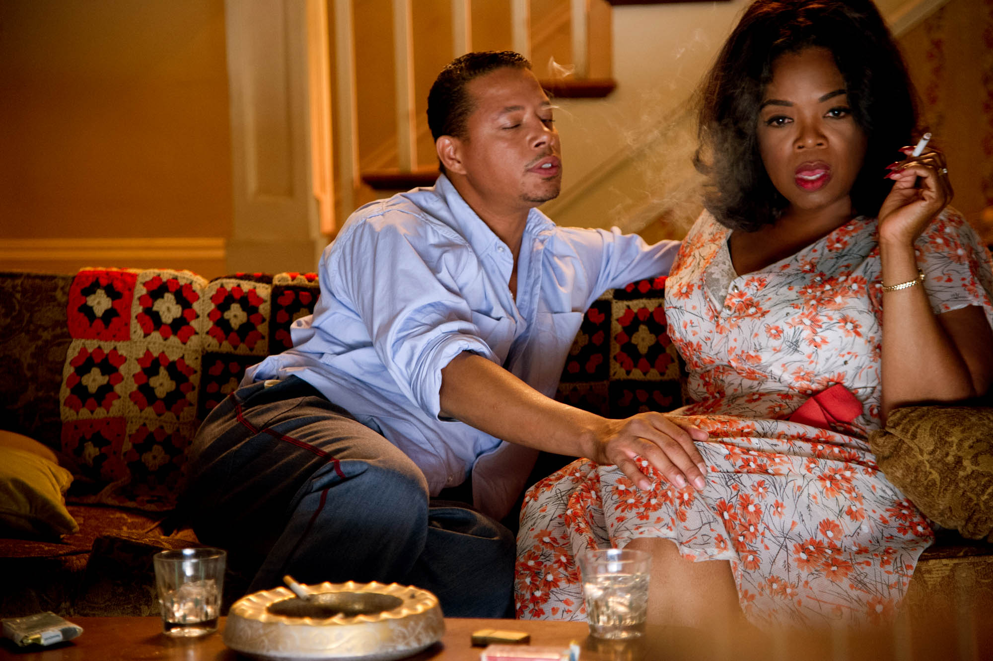 Oprah Winfrey On Working With Lee Daniels On 'The Butler': 'If he had his way, I would have been naked, saying the f-word many times over.'