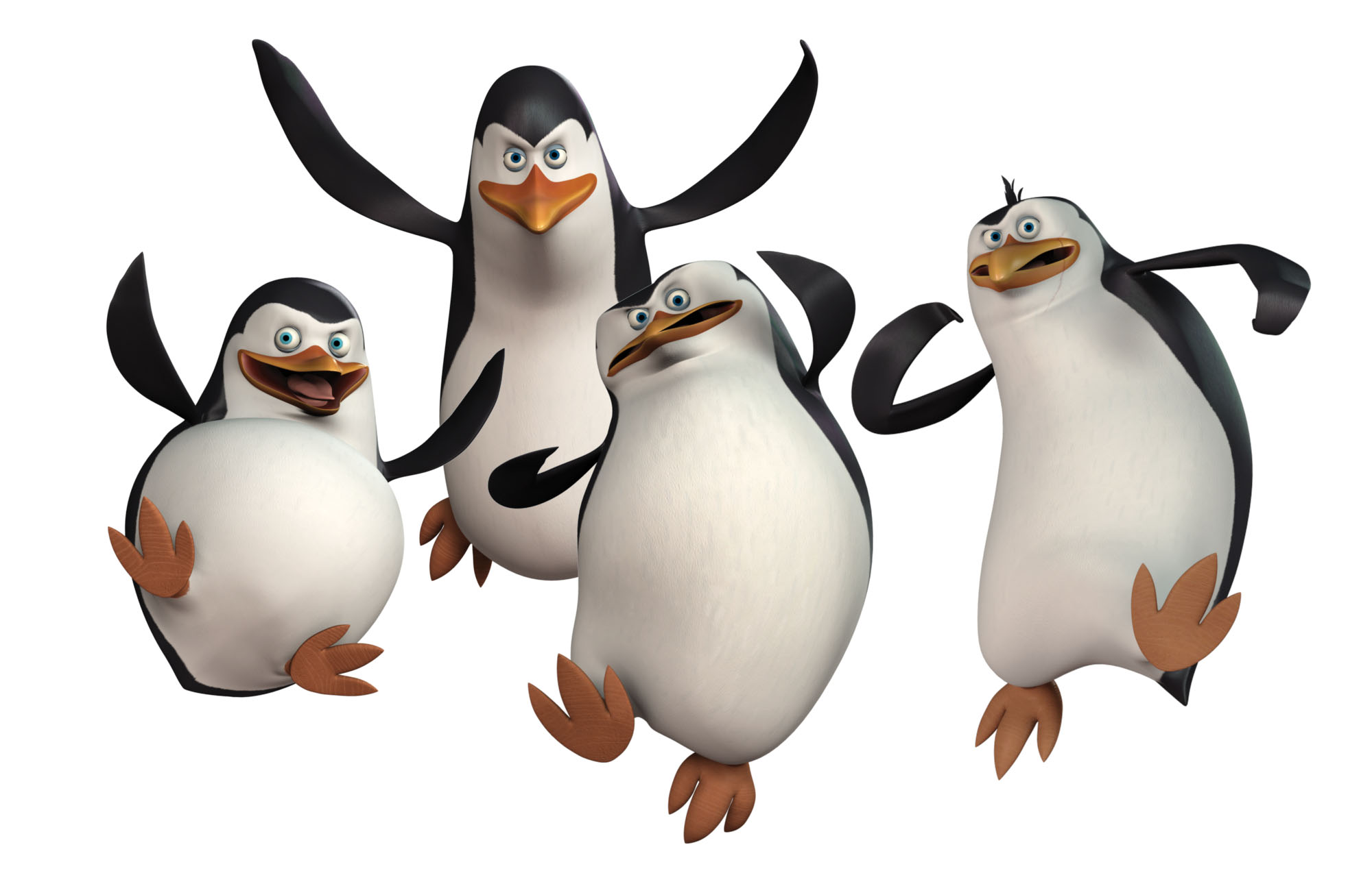 Image result for dancing penguins clip art