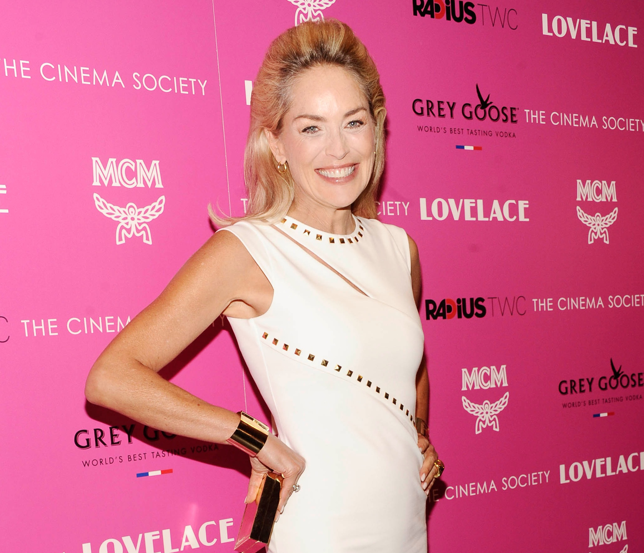 Sharon Stone On Entering a New Phase of Her Career With