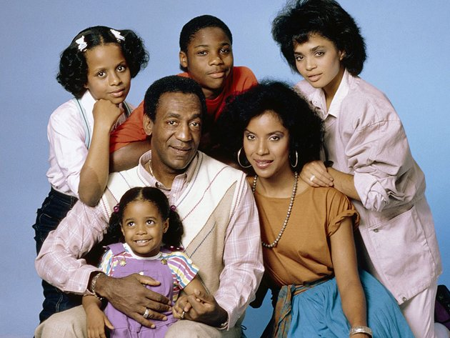 values of the cosby show