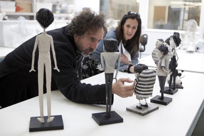 Watch: 70-Minute Animation Masterclass With Tim Burton