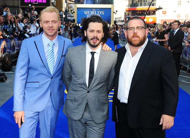 Edgar Wright On Wrapping Up His Comedic Trilogy With 'The World's End' and the Latest On Marvel's 'Ant-Man'