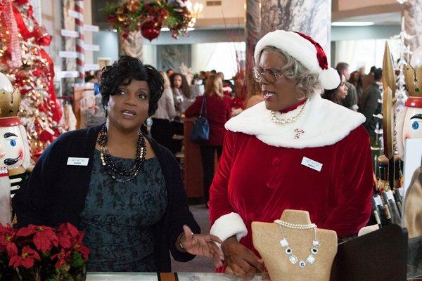 Madea Christmas.First Trailer For Tyler Perry S A Madea Christmas Arrives