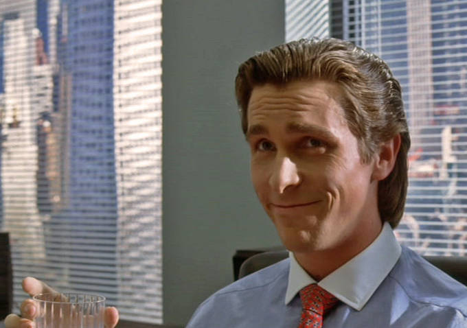 Fx Is Developing An American Psycho Sequel Series Indiewire