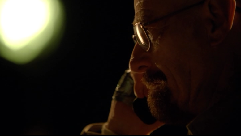 'Breaking Bad's Infamous Phone Call Becomes a Referendum on the Show and Its Audience