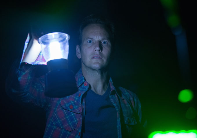 Patrick Wilson On Why There Won T Be An Insidious 3 And His Love For Conjuring Director James Wan Indiewire