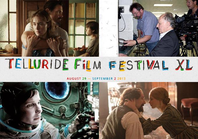 Telluride Film Festival 2013