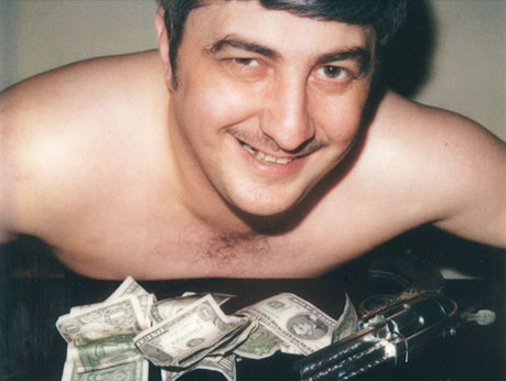 Gay bank robbers
