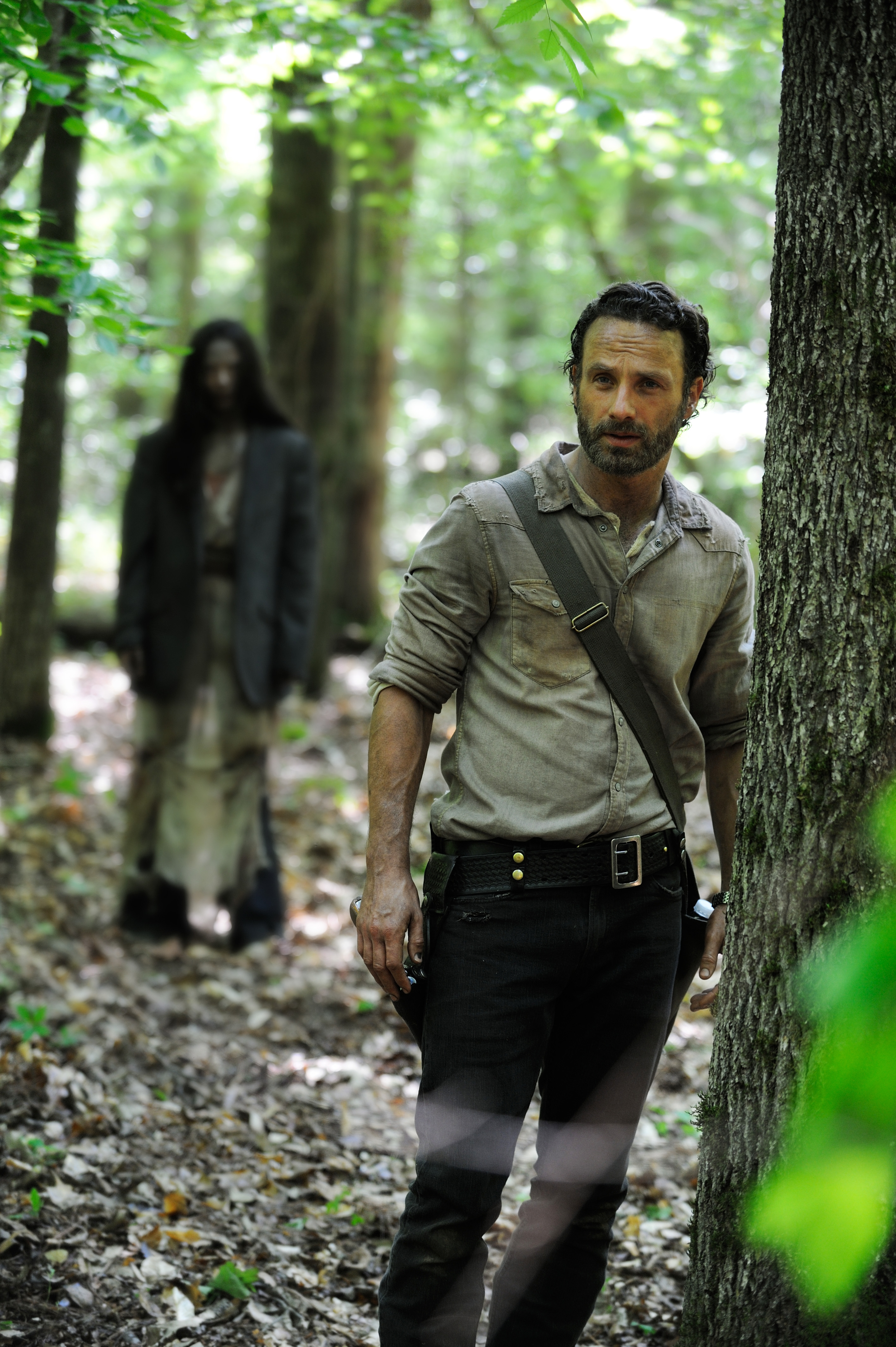 """For 'The Walking Dead,' """"30 Days Without an Accident,"""" and Much Longer Without Real Change"""